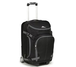 High Sierra Luggage high sierra adventour 22 in eva hybrid upright