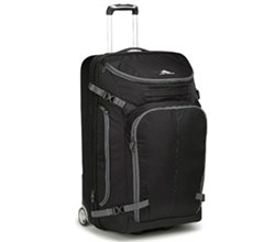 High Sierra Luggage high sierra adventour 30 in eva hybrid upright